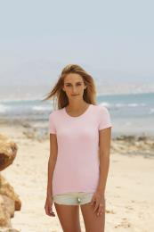 Dámské tričko Lady-Fit Crew Neck T - Výprodej