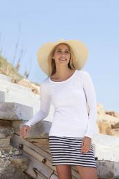 Tričko dámské dl.rukáv Lady-Fit Valueweight T - zvětšit obrázek