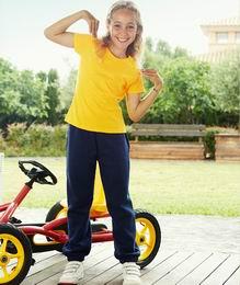 Dětské tepláky Kids Classic Elasticated Cuff Jog Pants