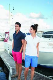 Dámská polokošile Sailing - zvětšit obrázek