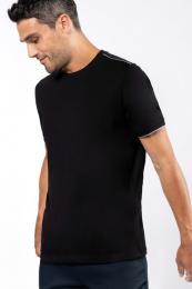 Pánské pracovní tričko krátký rukáv