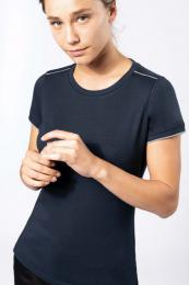 Dámské pracovní tričko krátký rukáv