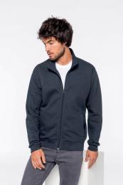 Pánská mikina Full zip fleece sweatshirt - Výprodej