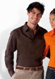 Pánská košile dlouhý rukáv JOFREY - zvětšit obrázek