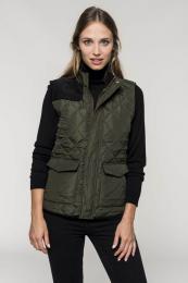 Dámská prošívaná vesta Quilted Bodywarmer - Výprodej