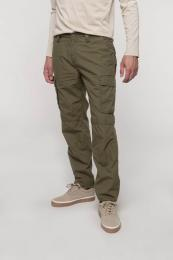 Pánské letní kapsáčové kalhoty