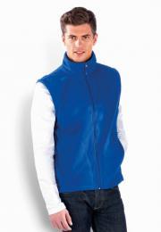Pánská fleecová vesta LUCA - zvětšit obrázek