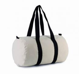 Plátěná válcová taška