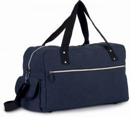 Cestovní taška z bavlněného plátna