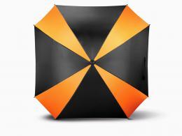 Čtvercový deštník