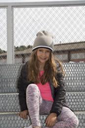 Dětská zimní čepice Beanie - Výprodej