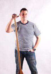 Pánské námořnické tričko - zvětšit obrázek