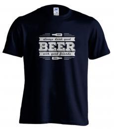 Pánské pivní tričko