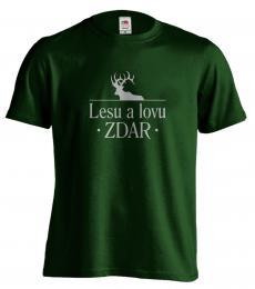 Pánské myslivecké tričko