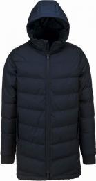 Sportovní zimní bunda s kapucí Team Sports Parka - Výprodej