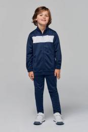 Dětská tepláková bunda