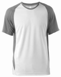 Pánské dvoubarevné sportovní tričko - Výprodej