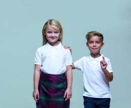 Dětská polokošile - školní