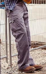 Pánské pracovní kalhoty Heavy Duty dlouhé - Výprodej