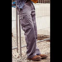 Pánské pracovní kalhoty Heavy Duty střední - Výprodej