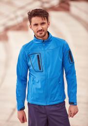 Pánská softshellová bunda Sportshell 5000 - zvětšit obrázek