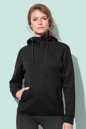 Dámská mikina Hooded Scuba jacket