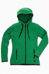 Dámská mikina Active Knit Fleece - Výprodej